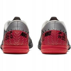 Nike Mercurial Vapor 13 Academy Neymar Ic Jr AT8139-006 indoorschoenen grijs grijs / zilver 4