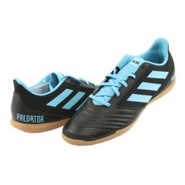 Binnenschoenen adidas Predator 19.4 In Sala M F35631 zwart 3