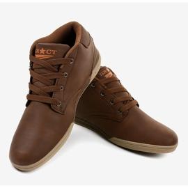 Bruine heren sneakers 15M787 3
