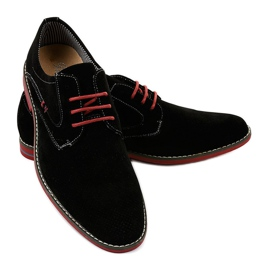 Zwarte elegante schoenen 6-688 3