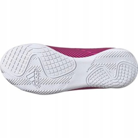 Indoorschoenen adidas Nemeziz 19.4 In Jr F99939 roze roze 1