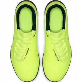 Indoorschoenen Nike Phantom Venom Club Ic Jr AO0399-717 geel geel 1