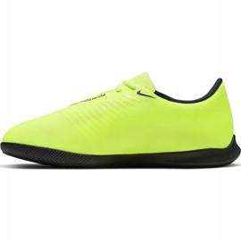 Indoorschoenen Nike Phantom Venom Club Ic Jr AO0399-717 geel geel 2