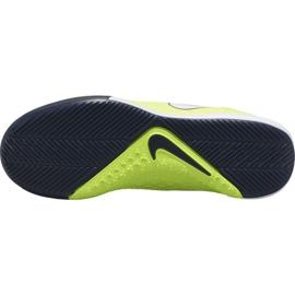 Indoorschoenen Nike Phantom Vsn Academy Df Ic Jr AO3290-717 geel geel 2