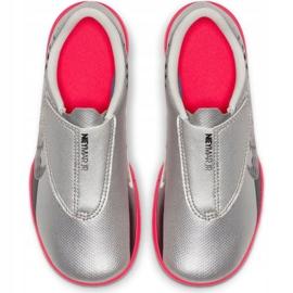 Nike Mercurial Vapor 13 Club Ic Jr AT8171-006 schoenen grijs grijs / zilver 2