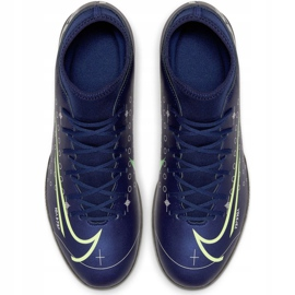 Nike Mercurial Superfly 7 Club Mds Ic M BQ5462-401 indoorschoenen blauw marineblauw 1