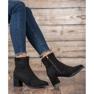 Goodin Laarzen Met Een Decoratieve Slider zwart 2