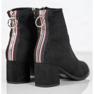 Goodin Laarzen Met Een Decoratieve Slider zwart 5