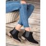 Goodin Leren Jodhpur-laarzen zwart 3
