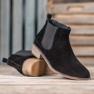 Goodin Leren Jodhpur-laarzen zwart 5