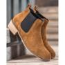 Goodin Leren Jodhpur-laarzen bruin 2