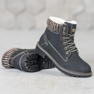 Goodin Warme Trappers grijs 4