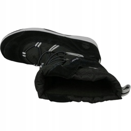 Timberland Snow Stomper Pull On Wp Jr A1UIK winterschoenen zwart 2
