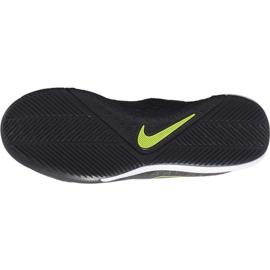 Nike Phantom Vsn Academy Df Ic Jr AO3290 007 voetbalschoenen zwart zwart 2