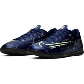 Nike Mercurial Vapor 13 Club Mds Ic M CJ1301 401 voetbalschoenen marine marineblauw 3