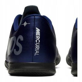 Nike Mercurial Vapor 13 Club Mds Ic M CJ1301 401 voetbalschoenen marine marineblauw 4
