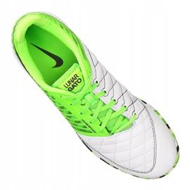 Binnenschoenen Nike LunarGato Ii Ic M 580456-137 groen 4