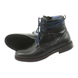 Nikopol 700 zwarte laarzen met rits 5