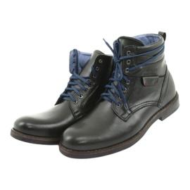 Nikopol 700 zwarte laarzen met rits 3