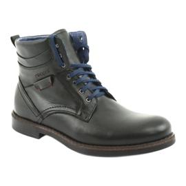 Nikopol 700 zwarte laarzen met rits 1