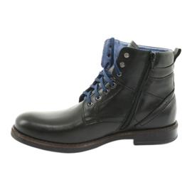 Nikopol 700 zwarte laarzen met rits 2