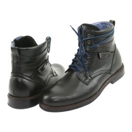 Nikopol 700 zwarte laarzen met rits 4