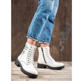 Goodin Witte laarzen 6