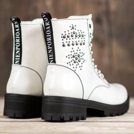 Goodin Witte laarzen 2