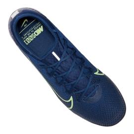Nike Vapor 13 Pro Mds Ic M CJ1302-401 schoenen blauw 2