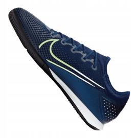 Nike Vapor 13 Pro Mds Ic M CJ1302-401 schoenen blauw 4