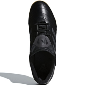 M adidas Copa Tango 18.4 In CP8965 voetbalschoenen zwart zwart 1