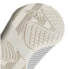 Adidas Nemeziz 19.4 In Jr EF8307 voetbalschoenen grijs oranje, grijs / zilver 5