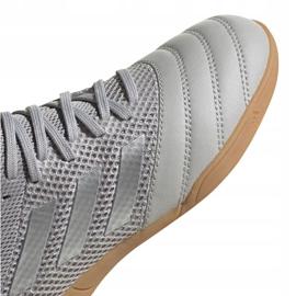 Adidas Copa 20.3 In Sala Jr EF8338 voetbalschoenen grijs grijs / zilver 3