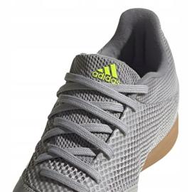 Adidas Copa 20.3 In Sala Jr EF8338 voetbalschoenen grijs grijs / zilver 4