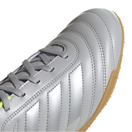 M adidas Copa 20.4 In EF8351 voetbalschoenen grijs grijs / zilver 3