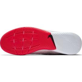 Nike Tiempo React Legend 8 Pro M Ic AT6134 061 voetbalschoenen beige beige / creme, rood 5