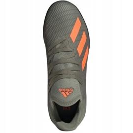 Adidas X 19.3 In Jr EF8376 indoorschoenen grijs grijs / zilver 1