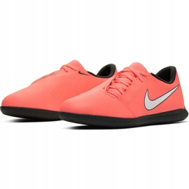 Nike Phantom Venom Club Ic Jr AO0399-810 indoorschoenen oranje oranje 2