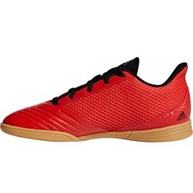 Adidas Predator Tango 18.4 Sala Jr DB2343 voetbalschoenen rood rood 1