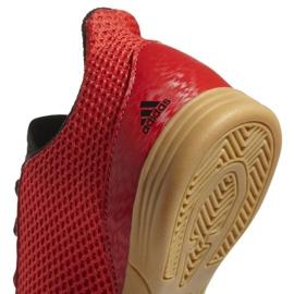 Adidas Predator Tango 18.4 Sala Jr DB2343 voetbalschoenen rood rood 5
