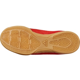 Adidas Predator Tango 18.4 Sala Jr DB2343 voetbalschoenen rood rood 6