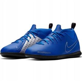 Nike Phantom Vsn Club Df Ic Jr AO3293 400 voetbalschoenen blauw blauw 2