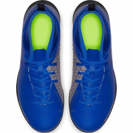 Nike Phantom Vsn Club Df Ic Jr AO3293 400 voetbalschoenen blauw blauw 3