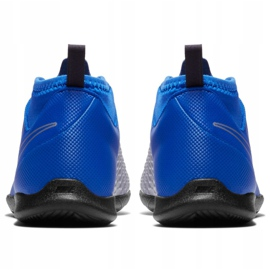 Nike Phantom Vsn Club Df Ic Jr AO3293 400 voetbalschoenen blauw blauw 4