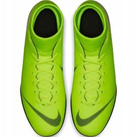 Nike Mercurial Superfly X 6 Club Ic M AH7371 701 voetbalschoenen groen zwart, groen 2