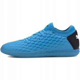 Indoorschoenen Puma Future 5.4 It M 105804 01 blauw blauw 2