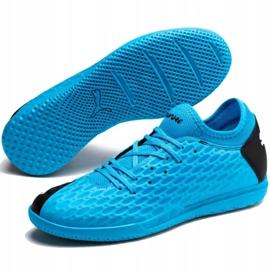 Indoorschoenen Puma Future 5.4 It M 105804 01 blauw blauw 3
