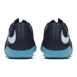 Indoorschoenen Nike HypervenomX Phelon Iii Ic marine veelkleurig 2