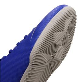 Nike VaporX 12 Academy Gs Ic Jr AJ3101-400 schoenen blauw blauw 7