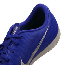 Nike VaporX 12 Academy Gs Ic Jr AJ3101-400 schoenen blauw blauw 8